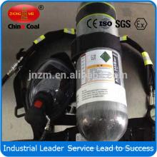 venda quente aparelho de respiração de ar independente