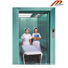 1600kg Hairless Stainless Steel Bed Elevator with PVC Plastic Floor