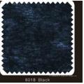 Schwarze Farbe Non Woven Paste DOT Interlining mit PA-Pulver (8018 schwarz)
