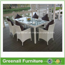 Rattan Tables and Chairs From China Dining