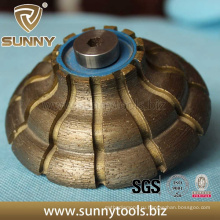 Алмазное колесо профиля, Алмазные инструменты, в Auto Machinery Profiling Surface