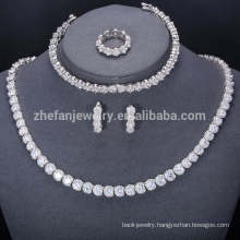 rani haar jewelry set Fashion CZ Zirconia Jewelry for wedding