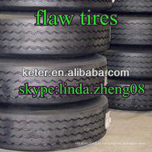 blem TBR pneus pneu de camion de défaut 11R22.5 11r24.5