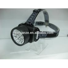 Niedrigster Preis 3 * AAA zoom camping LED Scheinwerfer