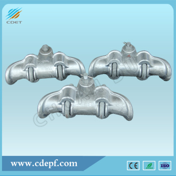 Good User Reputation for Supply Suspension Clamp, Suspension Clamp With Shackle U, Steel Suspension Clamp from China Supplier Die Casting Suspension Clamps (Trunnion Type) supply to Uzbekistan Manufacturer