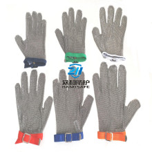 Chainmail Cut Resistant Hand Safety Glove