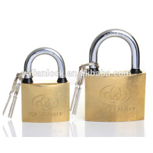 Europe Style Titanium Pllated Water-Proof Padlock
