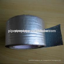 1,2mm Bitumen Aluminiumfolie Klebeband für Dach