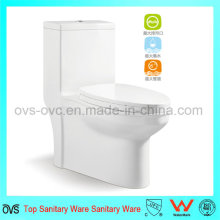 Hot Selling One Piece Sanitary Ware Ceramic Toilet for Bathroom