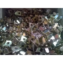 Component Rope Clip of Sns Steel Wire Rope Mesh Fence