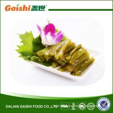 Seasoned stem lettuce