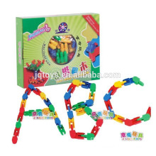 Amusement soft building blocks toy