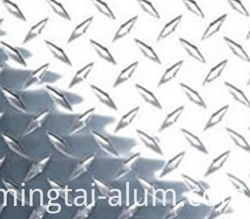 1 5mm Aluminum Chequer Plate Suppliers China