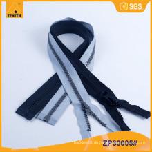 Starker Kunststoff-Reißverschluss Derlin-Reißverschluss für Jacken-Koffer ZP30005
