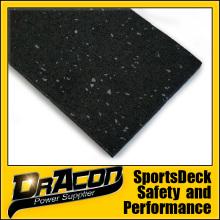 Waterproof EPDM Gym Floor Rubber Tile (S-9009)