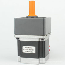 1.26n. M NEMA 23 Stepper Motor with Gearbox Reducer Ratio 15: 1 for CNC Machine