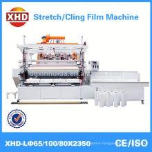 plastic extruding film extruder machine screw barrel