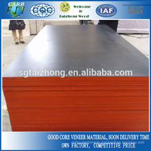 Waterproof adhesive Film faced plywood /marine plywood