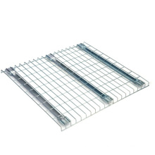 Fournisseur chinois Steel Pallet Rack Wire Mesh Decking