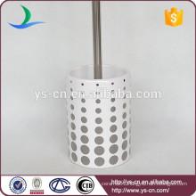 European design dolomite handmade toilet brush holder