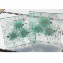 commercial building bullet proof laminated glass price m2 support OEM service