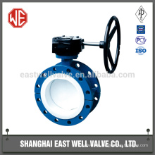 Price butterfly valve flange