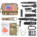 Tactical Emergency Gear Outdoor Camping Survival Kit