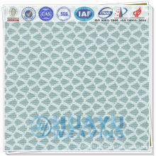 YT-1496, tecido de malha 3d de malha de poliéster para almofada