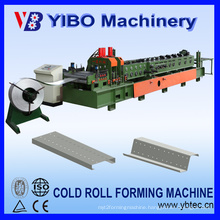 Sheet making machine c z changeable automatic purlin making machine