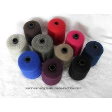 Fil de cachemire 100% pur de la meilleure qualité de 2016 / fil de cachemire pour le tricotage
