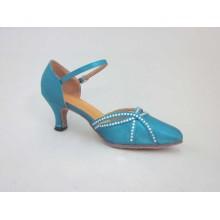 Chaussures de bal de 2 pouces pour les filles