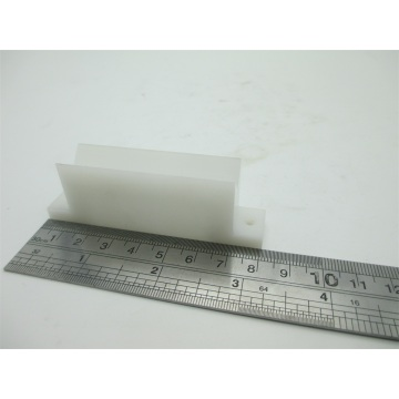 POM White Plastic Machining