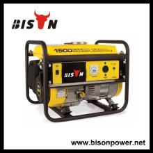 BISON (КИТАЙ) 1.5hp бензиновый генератор comax 4 такта