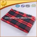 China Blankets Company Full Size Cobertura de recebimento térmico de algodão orgânico de 85 * 170cm