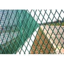 Streckmetall Zaun-Farbe kann angepasst werden