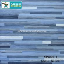 NWseries Малый блок Паркет деревянный пол HDF core Паркет Настил