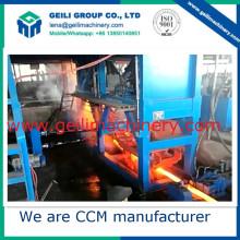 Machine de coulée continue d'équipement d'acier / machine complète