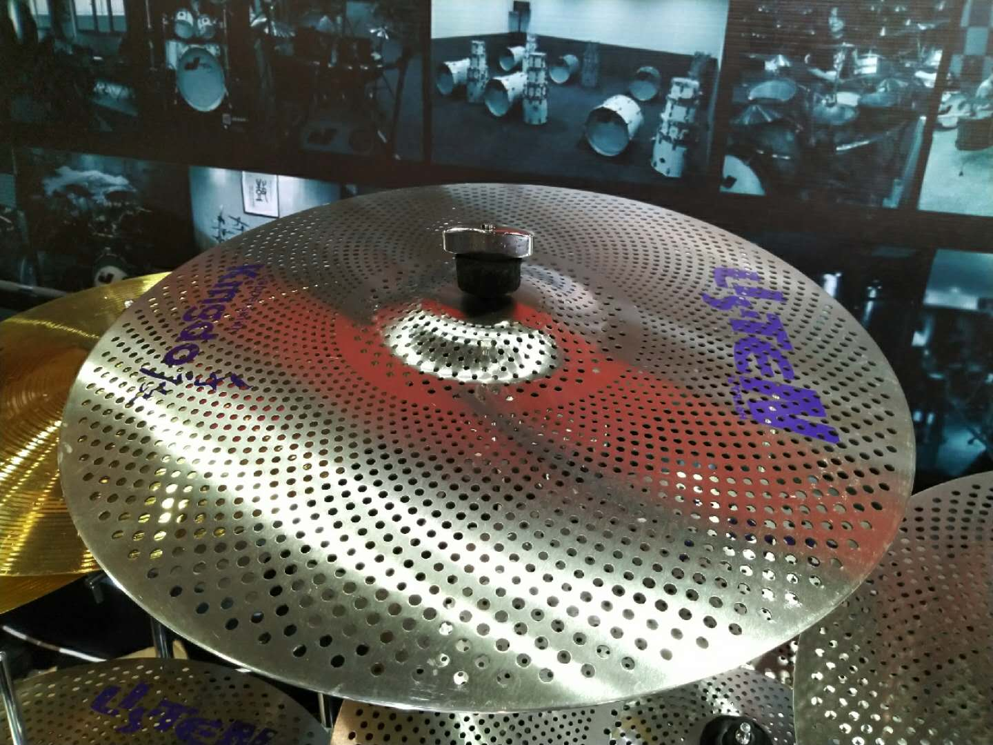 Alloy Silence Cymbals