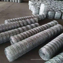 1.2metres tall hot dipped galvanized veldspan pag wire field fence for raising livestock