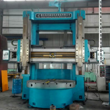Double Column Metal Vertical Lathe machine