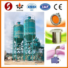 SNC50 Bulk steel mobile cement silo