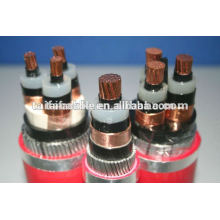 Low Voltage 0.6/1kV 4 core 16mm2 Copper (Cu)/ XLPE insulated / Steel Tape Armored / PVC Power Cable