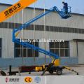 Фабрика хотела, чтобы на прицепе была установлена буксируемая подъемная стрела с дизельным двигателем