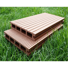 140*25mm Hollow Wood Engineered Outdoor Flooring
