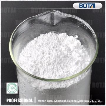 La construcción de las materias primas repelente al agua y la solubilidad del estearato de calcio