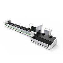 Jinan Bodor fiber laser automatic tube pipe cutting machine for metal