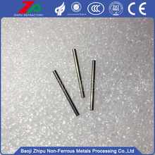 99.95% Tzm molybdenum rod polishing tulen