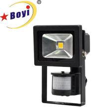 Lumière de travail de capteur de la puissance élevée 40W LED rechargeable