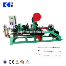 Sequirity fence Single Wire Barbed Making Machine