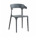 new design plastic  garden dining chair outdoor party chair